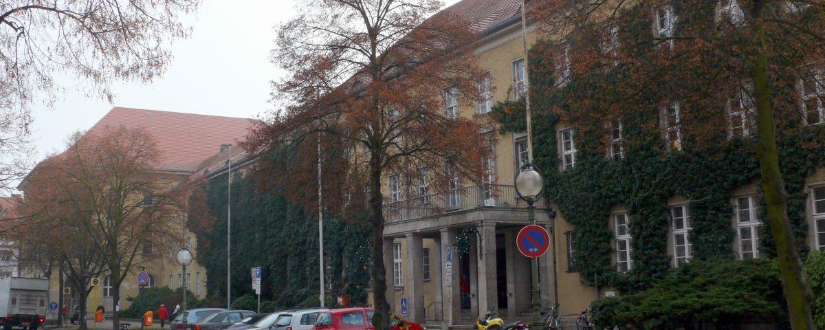 Rathaus Zehlendorf, Peter Kuley, CC-BY-SA 3.0