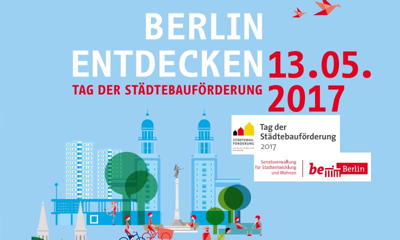 Tag Der Städtebauförderung Berlin